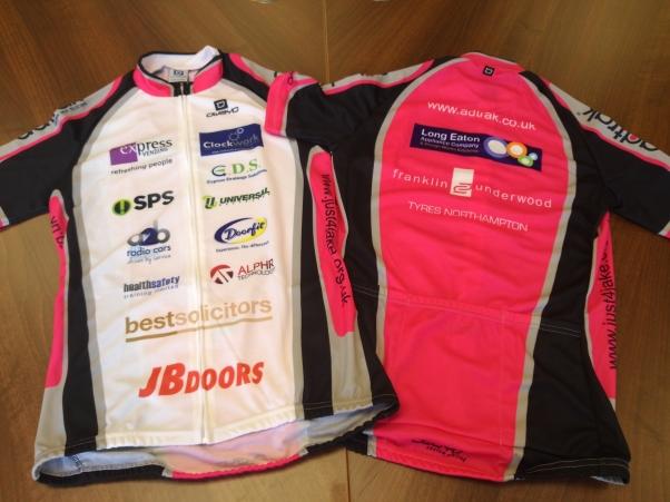 Just4Jake Cycling Jerseys